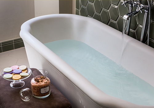 Double Executive with bathtube